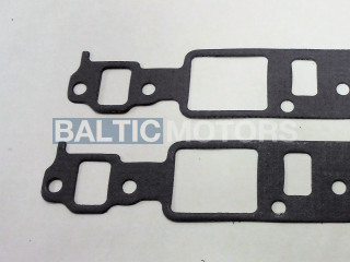 Intake Manifold Gasket set for Mercruiser 4.3L/LX  262 CID V6, 1985-1995 # OEM 27-824326; 27-11977