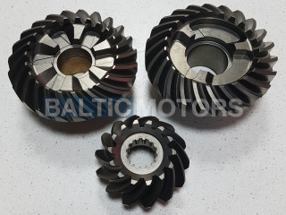 Gear set Honda BF50 / BF45 / BF40 / BF35 HP, 41131-ZV5-000; 41145-ZV5-000; 41151-ZV5-000