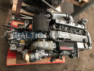 YAMAHA Diesel SX421KM 6-cyl. 215HP at 3700 Rpm
