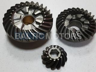 Gear set Yamaha F30 / F40 HP, 66T-45551-00-00; F 66T-45560-01-00; 66T-45571-00-00