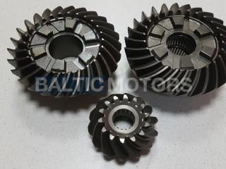 Gear set Yamaha 150 / 175 / 200 HP,  6G5-45551-01-00;  6G5-45560-01-00; 6G5-45571-02-00