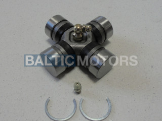 U-Joint Heavy Duty Volvo Penta Sterndrives 3.0L GS, GL, 4.3L GL, GS, GI, 5.0L, GL, GI, 5.7L GL, GI, 5.8L FL, FI, FSI, AQ200, 250, 270, 280, 290, (internal lock rings) # OEM 897707, 853255, 3850812
