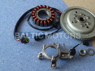 Electrical parts | Baltic Motors on
