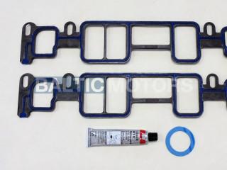 Intake Manifold Gasket set for Volvo 4.3L 262 CID V6 Vortec, 1996 & UP # OEM 3855807
