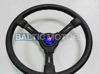 "Wheel ""Riviera"" black plastic"