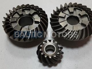 Gear set Yamaha 115 / 130 / 140 HP, 6E5-45551-02-00; 6E5-45560-01-00;  6E5-45571-01-00
