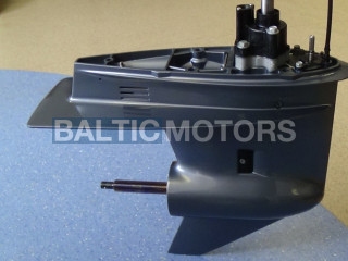 YAMAHA F100-F90-F80-F75 Lower Unit Assy 67F-45300-10-4D; 6D9-45300-10-4D