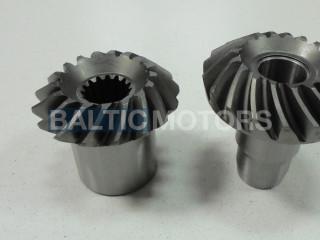 Gear set upper Mercruiser Alpha One GEN II 1991-1997, Alpha One, MR, R, ratio 1.84/1.81   43-75325A3