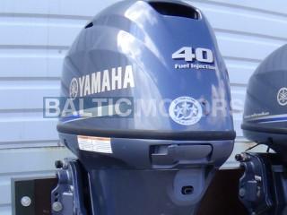 YAMAHA F40EFI