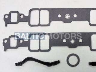 Intake Manifold Gasket set for Mercruiser  5.0/5.7L 305/350 CID V8, 1967-1995 # OEM 27-17145, 27-72637