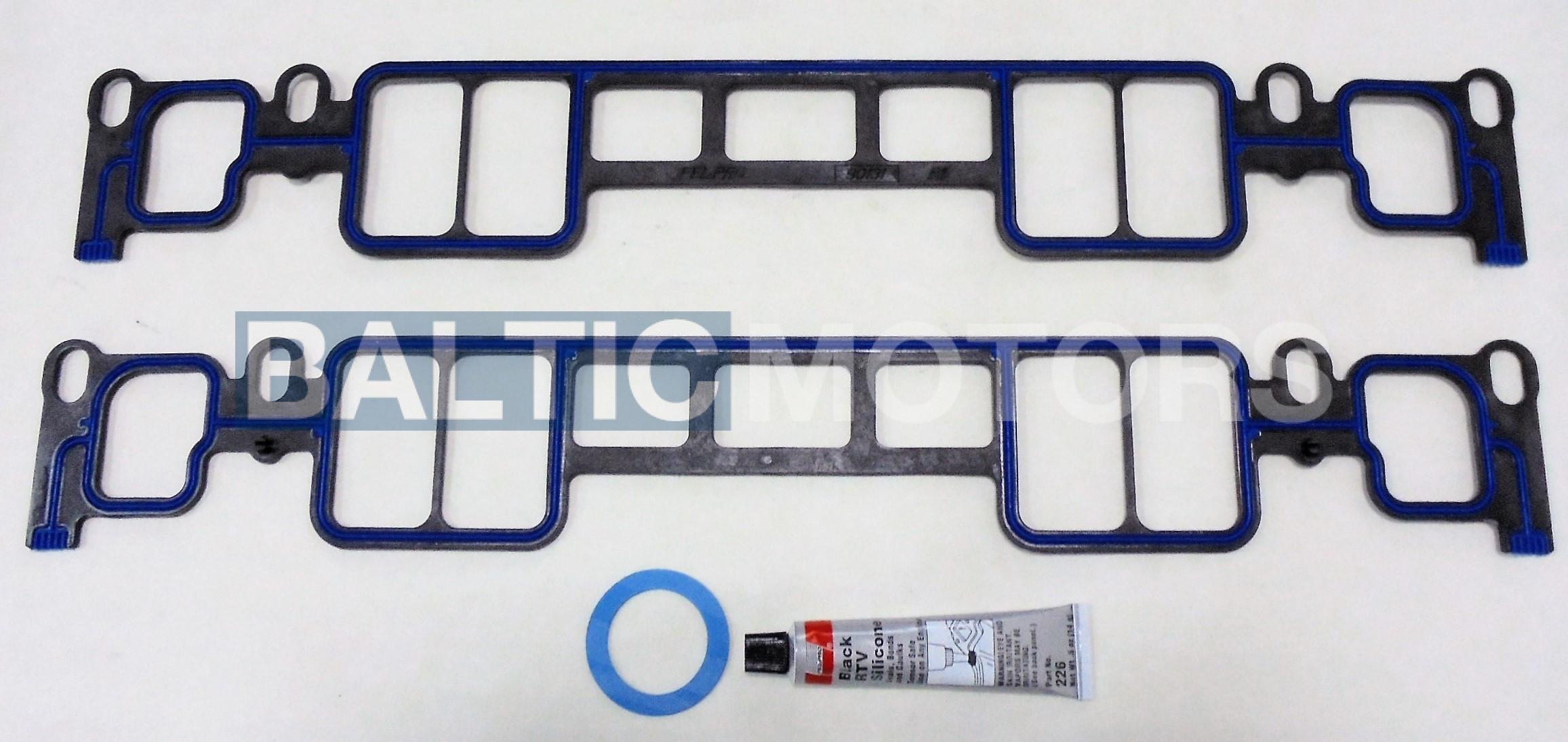 OMC Intake manifold 3855807 GM Gasket Set