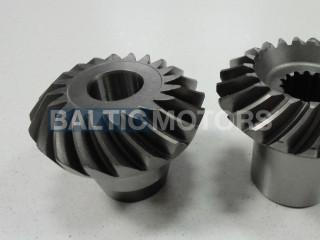 Gear set upper Mercruiser Alpha One Gen II 1998 & up, ratio 1.47   43-853641A2
