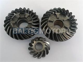 Gear set Yamaha F50 / F60 HP   69W-45551-00-00; 69W-45560-00-00; 62Y-45571-00-00
