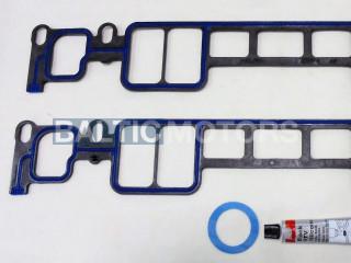 Intake Manifold Gasket set for OMC 5.0/5.7L 305/350 CID V8 Vortec, 1996 & UP # OEM 3857662