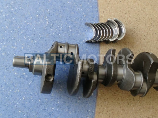 MERCRUISER 4.3L V6 Vortec Crankshaft 804911001 with main bearings 818465