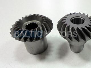 Gear set upper Mercruiser Alpha One GEN II 1991-1997, Alpha One, MR, R, ratio 1.50/1.47   43-18410A4