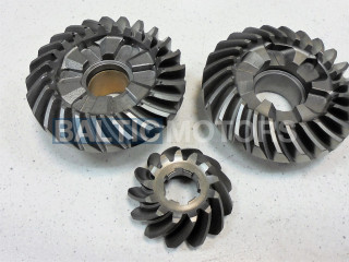 Gear set Yamaha F50 HP (62Y) 6H4-45551-00-00; 6H4-45560-01-00; 62Y-45571-00-00